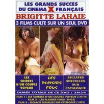 Blue One - Les soirées d'un couple voyeur - Les plaisirs fous - Esclaves sexuelles sur catalogue 3 films