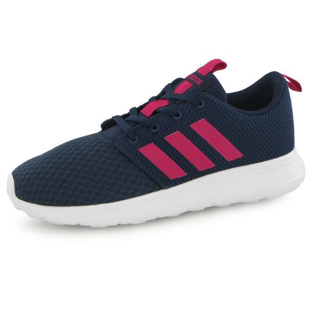 premium selection d62f7 a9c0e Adidas - Baskets Swifty - pas cher Achat  Vente Baskets enfant -  RueDuCommerce
