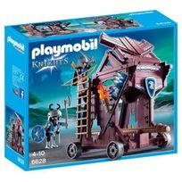PLAYMOBIL - Tour d'attaque des chevaliers du Faucon - 6628