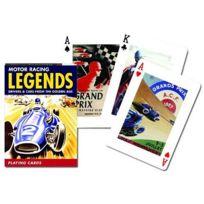 Gibson - Jeu de 54 cartes La légende du sport automobile