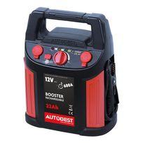 Autobest - Booster de batterie 22 Ah fonction aide au démarrage 600 A