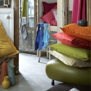 essix coton housse de couette anis 140 x 200 cm vert anis 140cm x 200cm pas cher achat. Black Bedroom Furniture Sets. Home Design Ideas