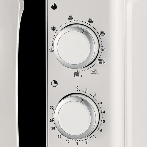 Four à micro-ondes avec gril - BMG20SZ-17 - Argent