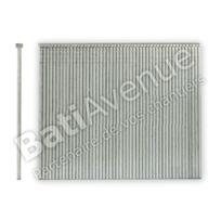 STANLEY BOSTITCH - Pointes minibrads galvanisés- 5 000 unités