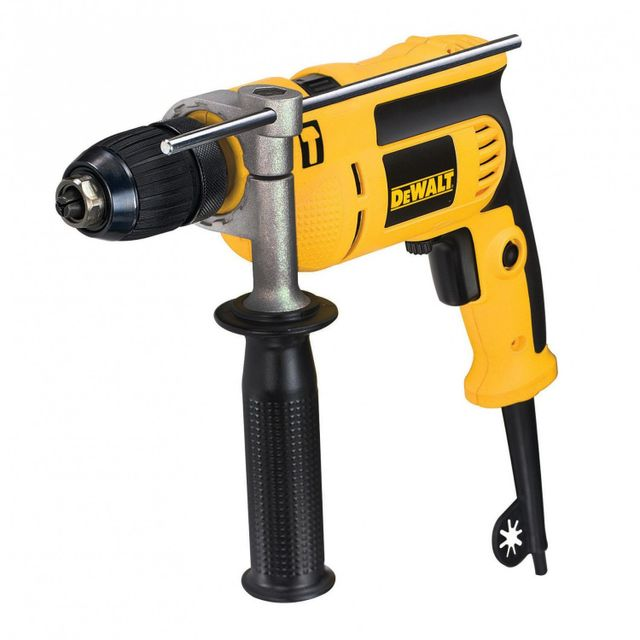 Dewalt - Dwd024S Perceuse à percussion auto-serrant 13mm 650W