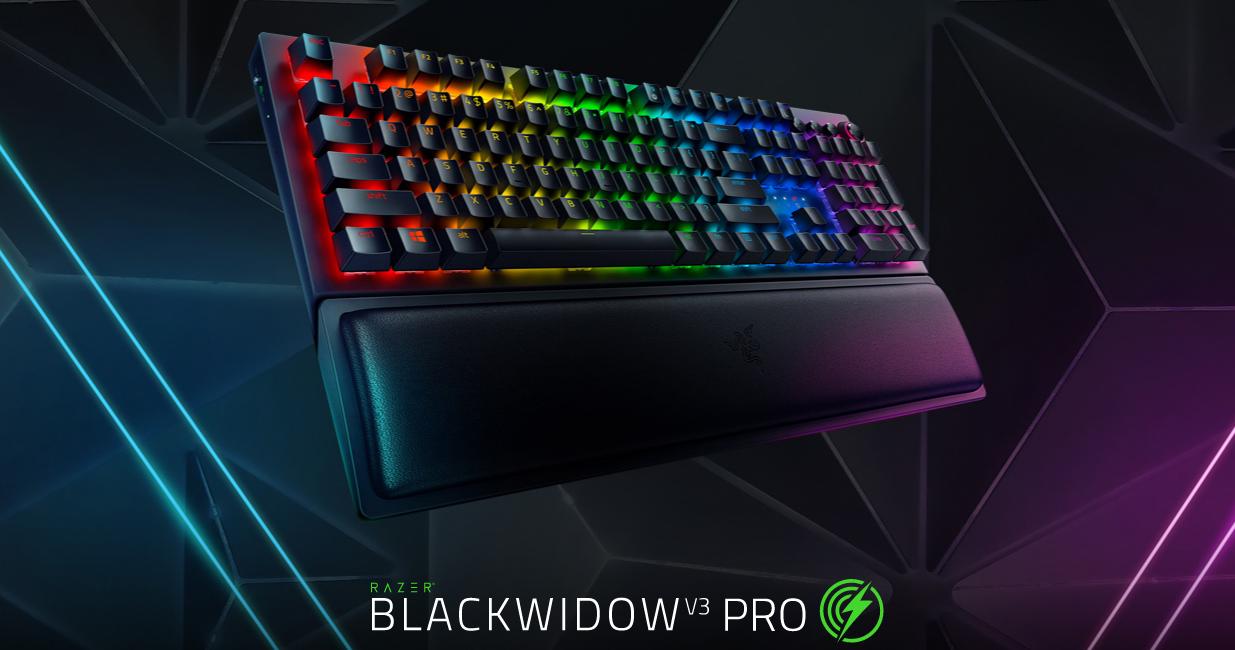 BlackWidow V3 Pro