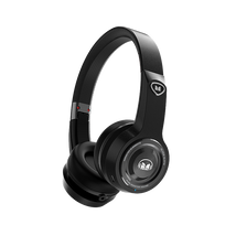 MONSTER - Casque arceau supra aural sans fil Elements - Black Slate
