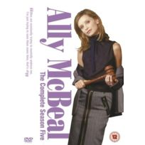Twentieth Century Fox - Ally Mcbeal - The Complete Season 5 M-LOCK Packaging Import Zone 2 Uk ANGLAIS Uniquement, IMPORT Anglais, IMPORT Coffret De 6 Dvd - Edition simple