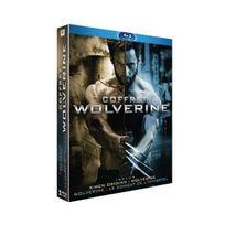 Générique - Coffret Wolverine : X-men Origins: Wolverine + Wolverine : Le combat de l'immortel Blu-ray