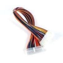 InLine® - Rallonge d'Alimentation Carte Mère Atx 24 pins - 30 à 40 cm