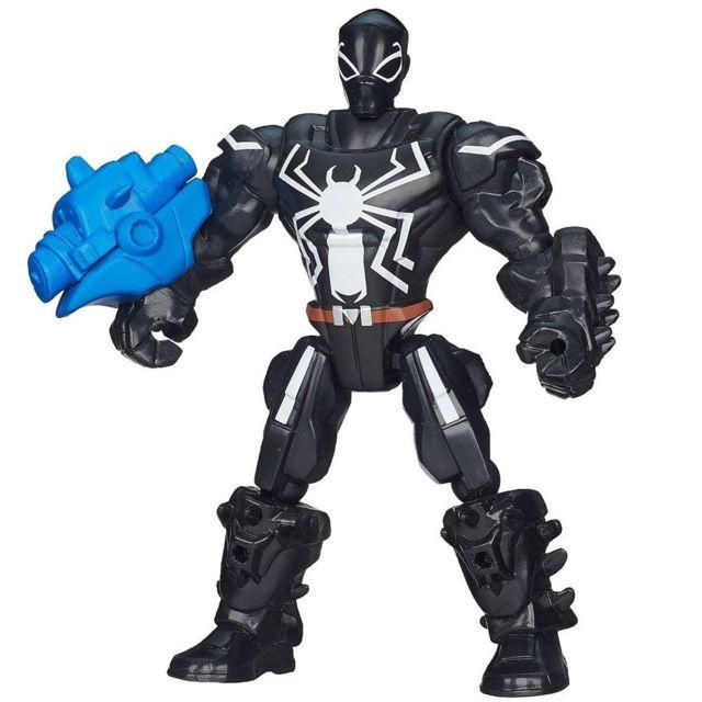 Hasbro - Personnage Agent Venon transformable