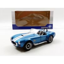 SOLIDO - AC COBRA 427 MKII METALLIC BLUE, 1965, 1/18ème - S1850017