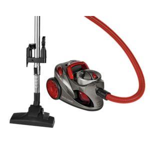 clatronic aspirateur sans filtre bs 1294 anthracite rouge a achat aspirateur balai. Black Bedroom Furniture Sets. Home Design Ideas