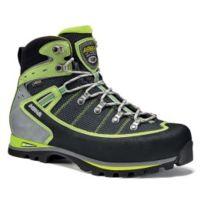 Asolo - Chaussures de randonnée Shiraz Gv Gtx noir vert anis
