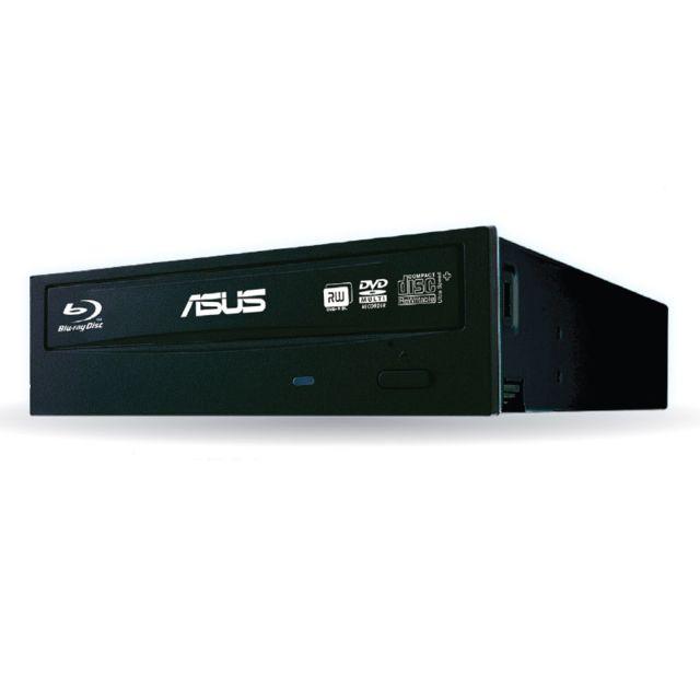 ASUS Graveur Blu-Ray/DVD interne 16x - SATA - BULK - Noir