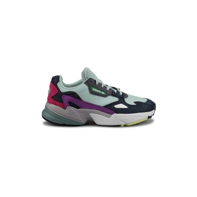 hot new products good selling online store Adidas - Basket Originals Falcon W Turquoise Bb9175 - pas ...