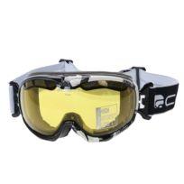 Cairn - Masque de ski double écran Rage blanc noir c1 Noir 11762