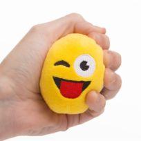 Marque Generique - Petite balle antistress émoticône en peluche - Anti Stress Emoj