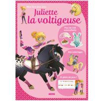 Editions Auzou - Livre-jeux : Juliette la Voltigeuse