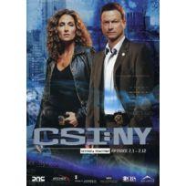 Koch Media Srl - Csi - New York Stagione 02 Episodi 01-12 IMPORT Italien, IMPORT Coffret De 3 Dvd - Edition simple