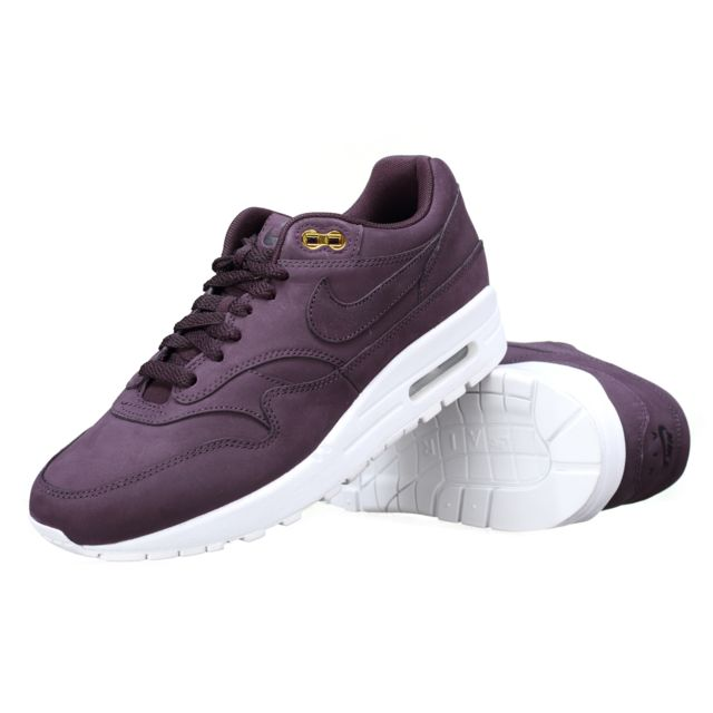 Nike - Basket Wmns Air Max 1 Prm 454746 - 602 Prune