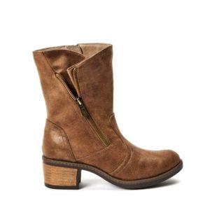 les p 39 tites bombes bottines 2 blandine taupe marron 36 pas cher achat vente boots femme. Black Bedroom Furniture Sets. Home Design Ideas
