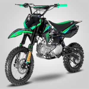 apollo pit bike mx 125cc 12 14 monster 2017 achat. Black Bedroom Furniture Sets. Home Design Ideas