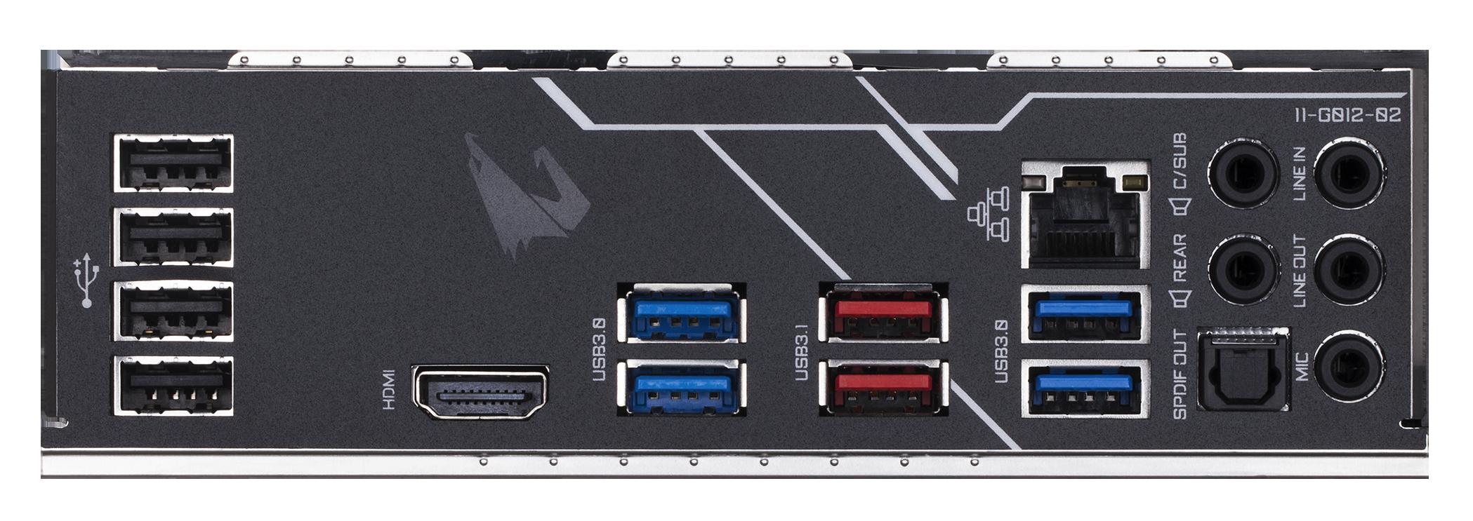 Carte mère Intel Z390 Aorus Elite Gigabyte