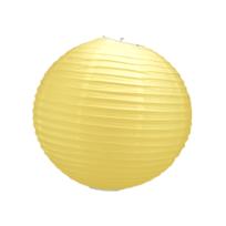 Skylantern - Lanterne Boule Papier Jaune