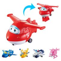 Auldey - Avion transformable Super Wings