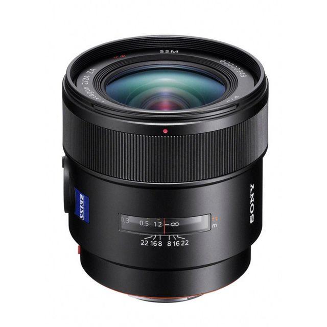 Sony Objectif Sal 24 mm f/2 Za Ssm Distagon T Garanti 2 ans
