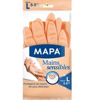 Mapa - Gants mains sensibles - Taille L - 12451888