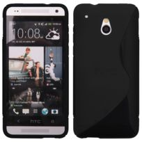 Ego Mobile - Coque silicone S Line noir pour Htc One Mini M4