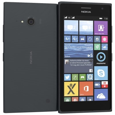 Lumia 730 DualSIM gris débloqué