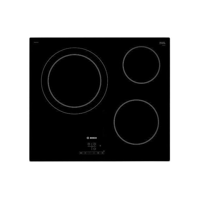 bosch table vitroc ramique pkk631b17e achat plaque de cuisson vitroc ramique. Black Bedroom Furniture Sets. Home Design Ideas