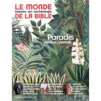 Bayard Presse - Le Monde De La Bible N.213 ; Paradis Perdus, Promis