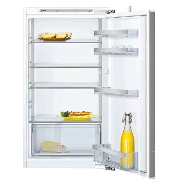 NEFF réfrigérateur 1 porte intégrable à pantographe 172l a++ - ki1312f30