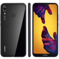 HUAWEI - P20 Lite 64 Go Débloqué Smartphone Ecran 5,84 pouces Dual Sim Noir