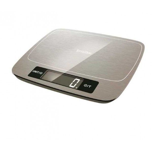 Terraillon Balance de Cuisine MyCook 15 Inox