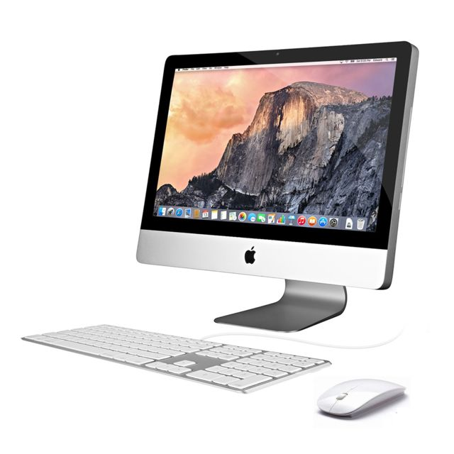 APPLE - iMac MC812LL/A - intel Core i5 2.7 GHz - RAM 8 Go - HDD 1 To - Mac OS X v10.2