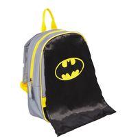 BATMAN - Petit sac à dos gris et noir - OD104561