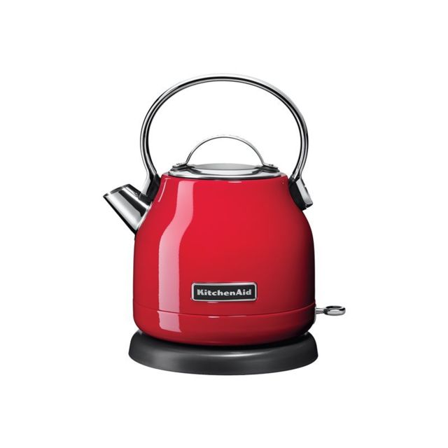 KITCHENAID Bouilloire de 1,25L CLASSIC - 5KEK1222EER - Rouge Empire