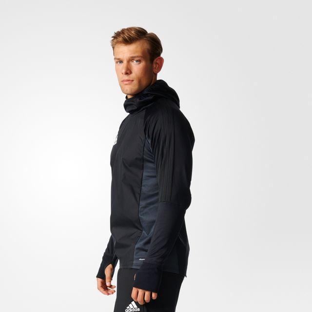 Adidas Sweatshirt Tiro 17 Warm pas cher Achat Vente