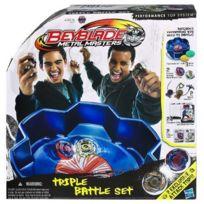 Beyblade - Hasbro set de combat extrême avec 2 toupies hasbro