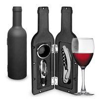 Vimeu-Outillage - Caisse Vin forme Bouteille 3 Pièces
