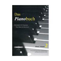 Edition Peters - Das Pianobuch, Band 2: Klaviermusik für Neugierige / 35 Originalkompositionen von Rameau bis Friedrich Gulda