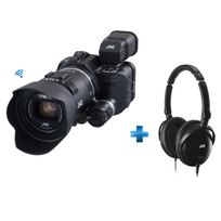 JVC - Pack PX100 + Casque HA-SR625-B-E