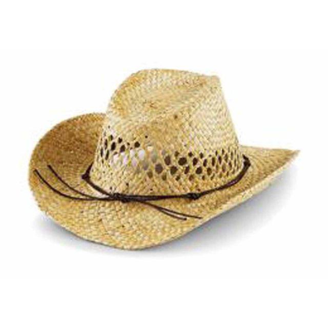 site professionnel garantie de haute qualité apparence élégante Chapeau Paille naturelle - beige - B735 - taille unique - mixte homme femme
