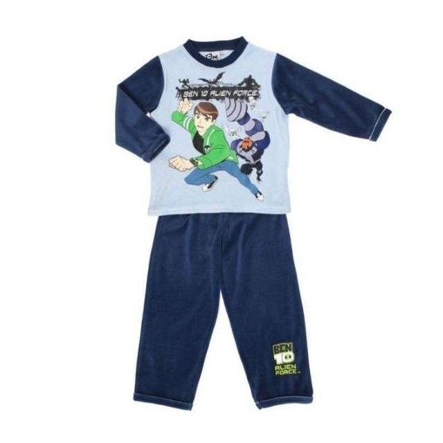 d6cc47045f0de Ben 10 - Pyjama en velours - pas cher Achat   Vente Pyjamas - RueDuCommerce