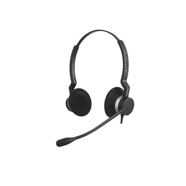 Jabra Casque Biz 2300 2 écouteurs